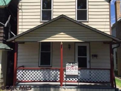 Philipsburg Single Family Home For Sale: 409 Laurel Street E