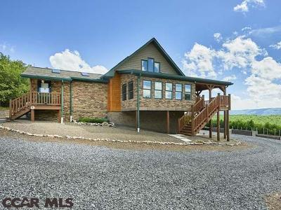 Single Family Home For Sale: 12825 Corbin Road