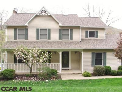 Single Family Home For Sale: 103 Summers Point Drive