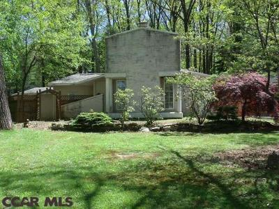 State College Single Family Home For Sale: 1964 Highland Drive