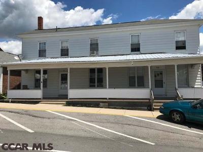 Centre Hall Duplex For Sale: 208 & 210 Pennsylvania Avenue N