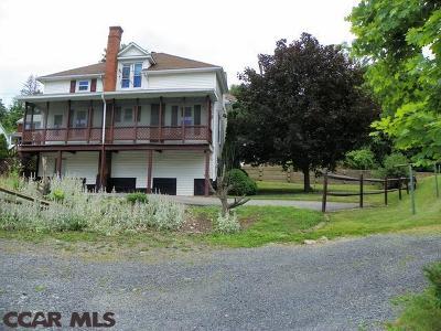 Single Family Home For Sale: 157 Walnut Street N