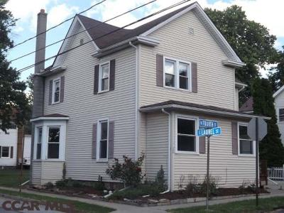 Philipsburg Single Family Home For Sale: 20 4th Street N