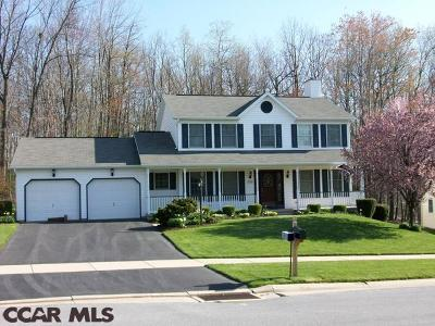 Port Matilda Single Family Home For Sale: 124 Pinewood Place