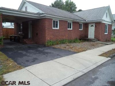 Single Family Home For Sale: 211 10th Street