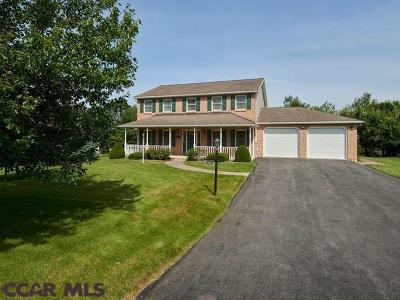 Bellefonte Single Family Home For Sale: 109 Obsidian Court