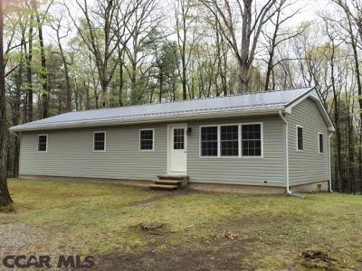 Single Family Home For Sale: 417 Pine Crest Drive