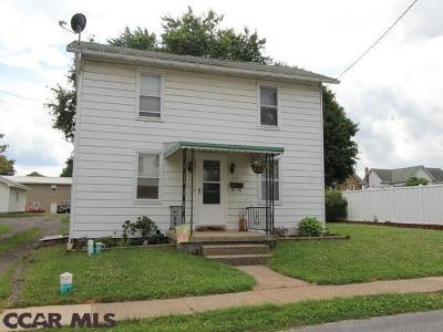 Philipsburg Single Family Home For Sale: 319 11th Street