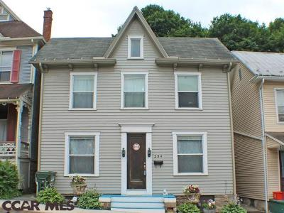 Single Family Home Sold: 234 Bishop Street E