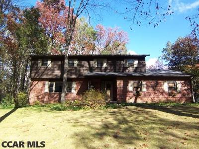 State College Single Family Home For Sale: 26 Barkway Lane S
