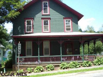 Single Family Home For Sale: 202 Lingle Street