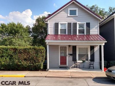 Bellefonte Single Family Home For Sale: 236 High Street E