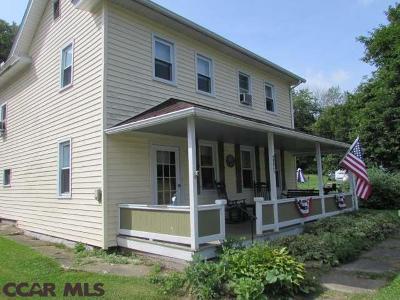 Single Family Home For Sale: 4160 Jacksonville Road