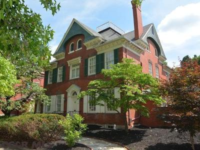 Bellefonte Single Family Home For Sale: 214 Allegheny Street N