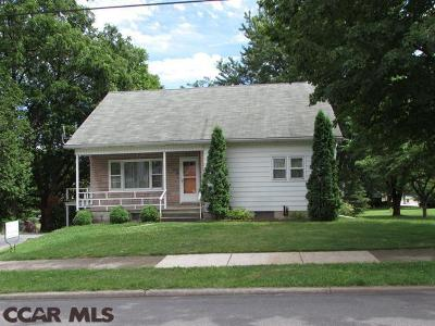 Single Family Home For Sale: 1132 5th Street W