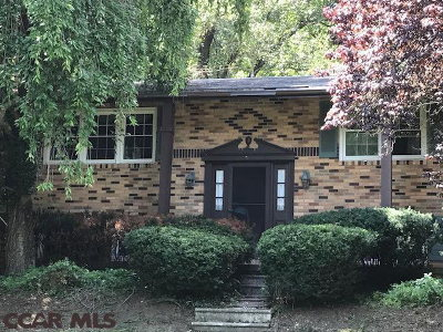Single Family Home For Sale: 3567 Huntingdon Furnace Road
