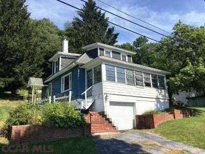 Single Family Home For Sale: 213 Walnut Street