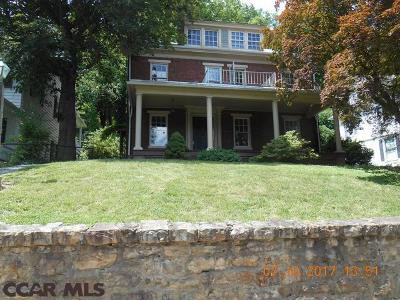 Single Family Home For Sale: 103 Academy Hill
