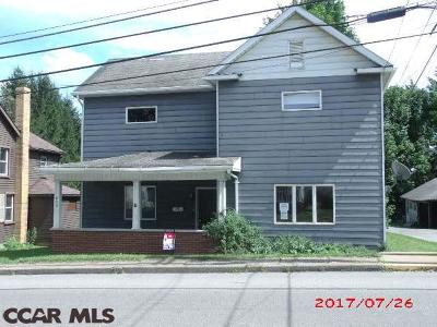 Single Family Home For Sale: 809 Walton Street