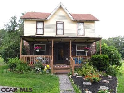 Single Family Home For Sale: 50 Whiteside Drive