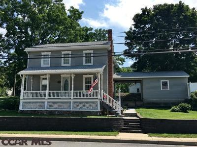 Single Family Home For Sale: 180 Pine Grove Road E