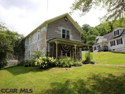 Single Family Home For Sale: 25 Pine Street S