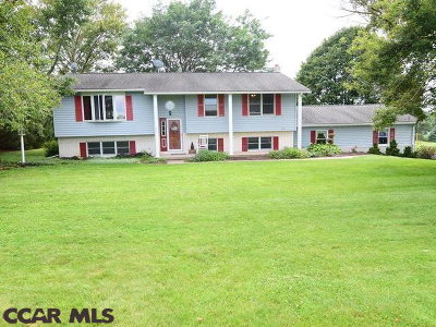 Bellefonte Single Family Home For Sale: 1788 Airport Road
