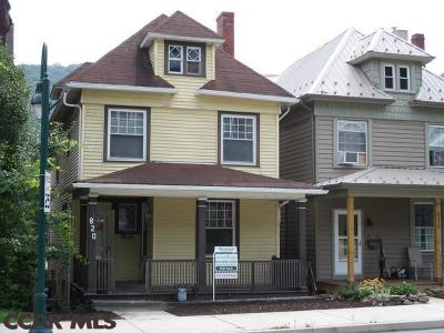 Single Family Home For Sale: 820 Washington Avenue