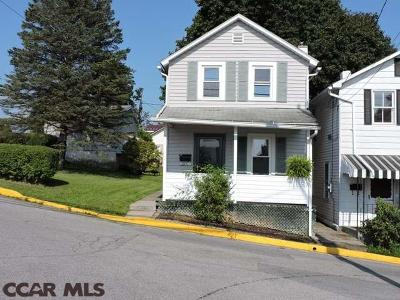 Single Family Home For Sale: 107 Ridge Street S