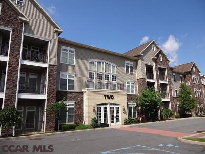 State College Condo/Townhouse For Sale: 200 Jefferson Avenue #228