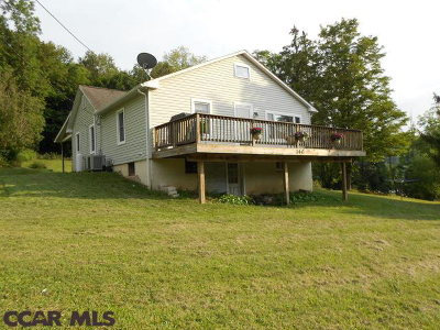 Single Family Home For Sale: 140 Lucas Road