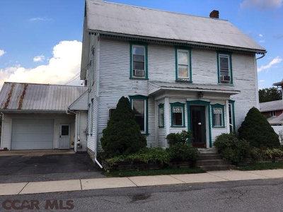 Centre Hall Single Family Home For Sale: 132 Pennsylvania Avenue S