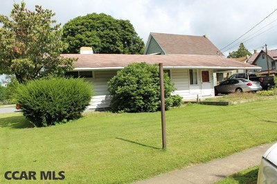 Single Family Home For Sale: 915 Spruce Street