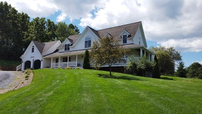 Single Family Home For Sale: 126 Tussey Meadow Lane