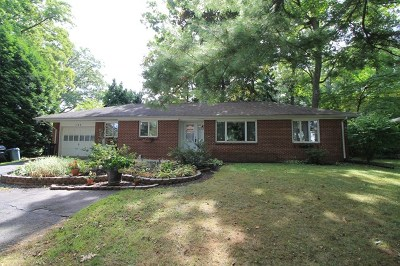 State College Single Family Home For Sale: 122 W Whitehall Road