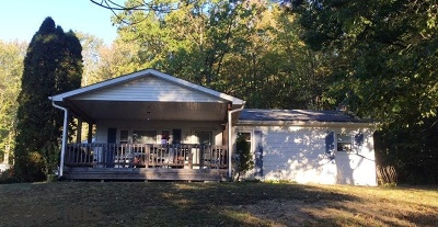 Single Family Home For Sale: 1135 Ridge Road