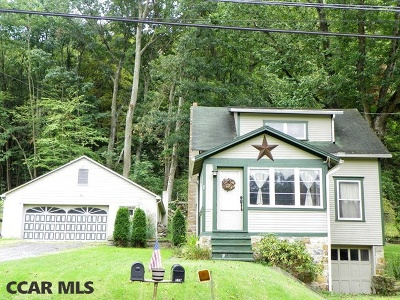 Single Family Home For Sale: 280 Jacks Creek Road