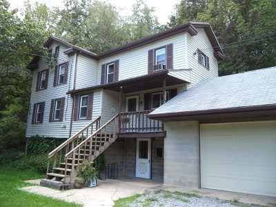 Single Family Home For Sale: 350 High Street
