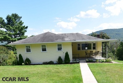 Single Family Home For Sale: 101 View Street