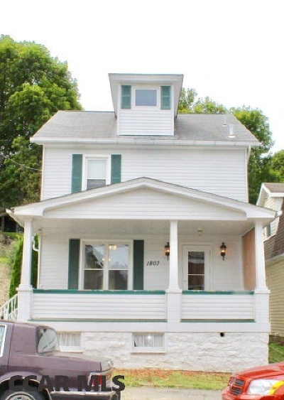 Single Family Home For Sale: 1807 5th Street