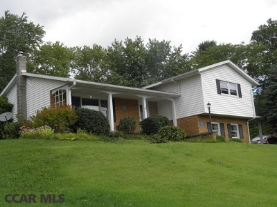 Lock Haven PA Single Family Home For Sale: $179,900