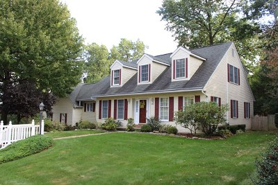 State College Single Family Home For Sale: 656 Severn Drive