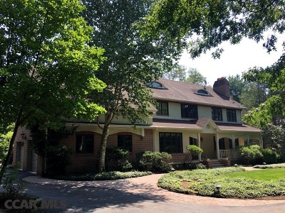 State College Single Family Home For Sale: 2643 Sleepy Hollow Drive