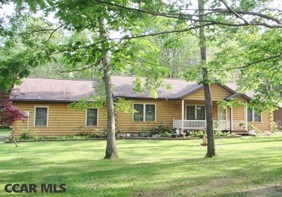 Single Family Home For Sale: 20533 Coudersport Pike