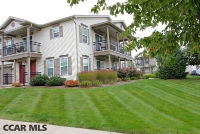 State College PA Condo/Townhouse For Sale: $239,000