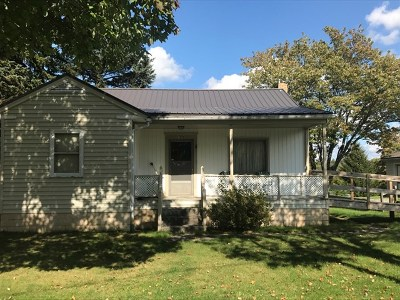 Single Family Home For Sale: 1242 Maple Street