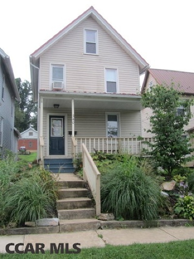 Single Family Home For Sale: 340 E Beaver Street