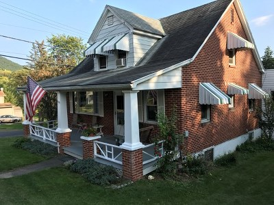 Single Family Home For Sale: 201 Elm Street