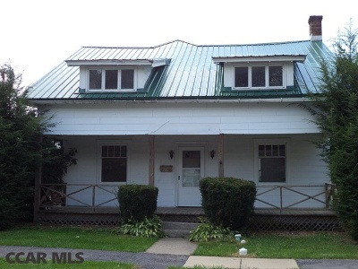 Philipsburg Single Family Home For Sale: 109 N 5th Street