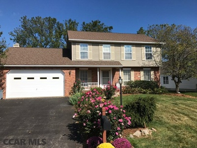 Single Family Home For Sale: 129 Kaywood Drive